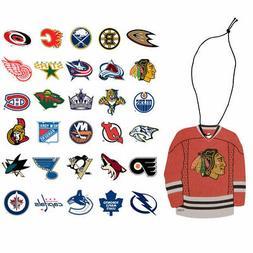 NHL Air Freshener - Choose Your Team