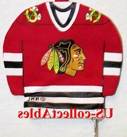 NHL Champion Chicago Blackhawks Jersey Money Pouch Sports Co