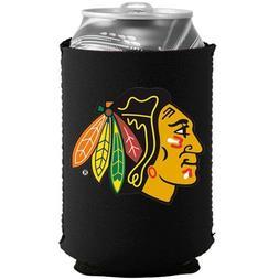 nhl chicago blackhawks black collapsible