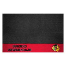 Fanmats NHL Chicago Blackhawks Grill Mat, Small