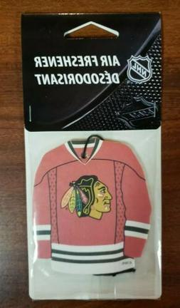 NHL Chicago Blackhawks Jersey Air Freshener