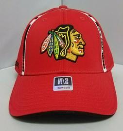 NHL Reebok Chicago Blackhawks Red Color Men's Hat Size S/M