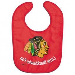 NHL Chicago Blackhawks WCRA2063214 All Pro Baby Bib