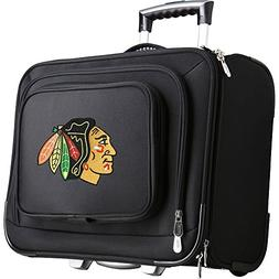 NHL Chicago Blackhawks Wheeled Laptop Overnighter