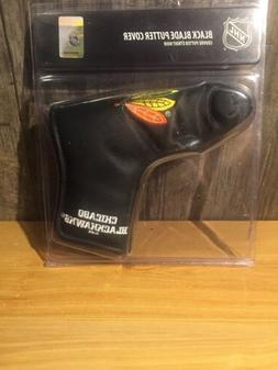 NHL Chicago Blackhawks Golf Blade Putter Cover