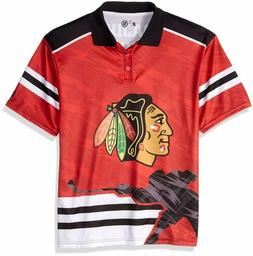 Forever Collectibles NHL Men's Chicago Blackhawks Thematic P