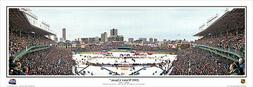 NHL Winter Classic 2009 CHICAGO BLACKHAWKS WRIGLEY FIELD Pan