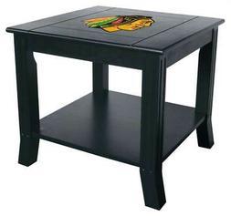 Imperial Officially Licensed NHL Furniture: Hardwood Side/En