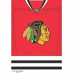 Amscan Sports & Tailgating NHL Chicago Blackhawks Loot Bag C