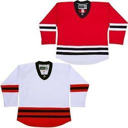 Team Lot/Set 10  CHICAGO BLACKHAWKS  Hockey Jerseys BLANK or